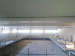 大分県学校施設 温水プール天井工事