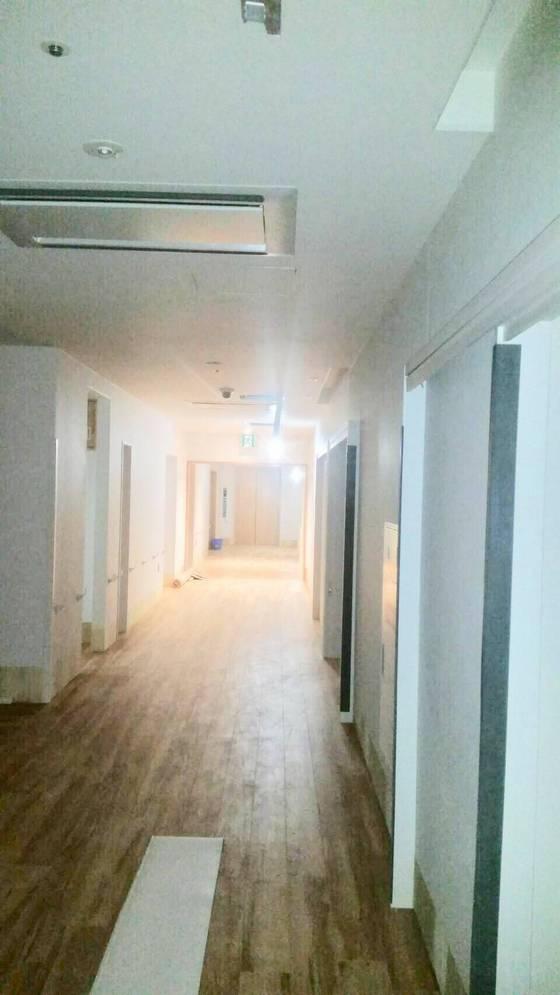 福岡県公的施設特別養護老人ホームの内装工事